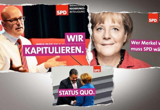 Quo vadis, SPD? Ein Wegweiser.
