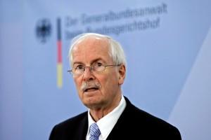 Steht mächtig in der Kritik: Harald Range ist seit 2011 Generalbundesanwalt beim Bundesgerichtshof. (Foto: dapd)