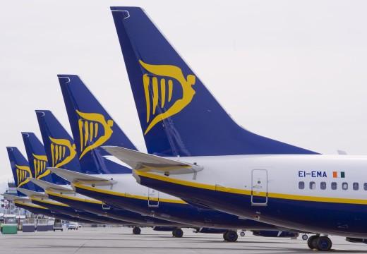 Ryanair & sein neuer Flugplan